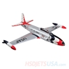 Picture of HSDJETS T-33 Foam Turbine Thunderbirds Colors KIT