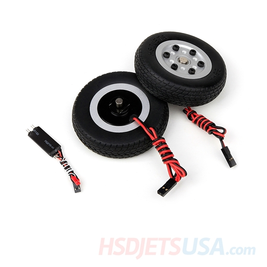 Picture of HSDJETS Rear left and right brake wheels