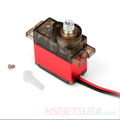 Picture of HSDJETS Super viper Foam Turbine Front wheel steering servo (L = 300mm) Forward