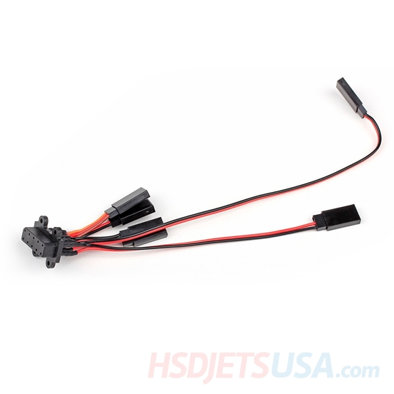 Picture of HSDJETS Super viper Wing Cable plug