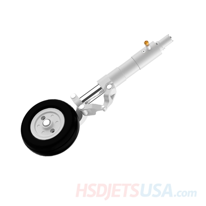 Picture of HSDJETS T-33 Nose landing gear (Hydraulic leg + wheel)