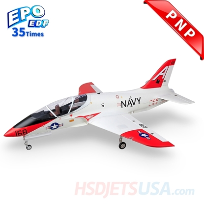 Picture of HSDJETS S-EDF 105mm Super Viper Navy Colors PNP 12S