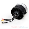 Picture of HSDJETS S-EDF 120mm Half Metal Electric Ducted Fan