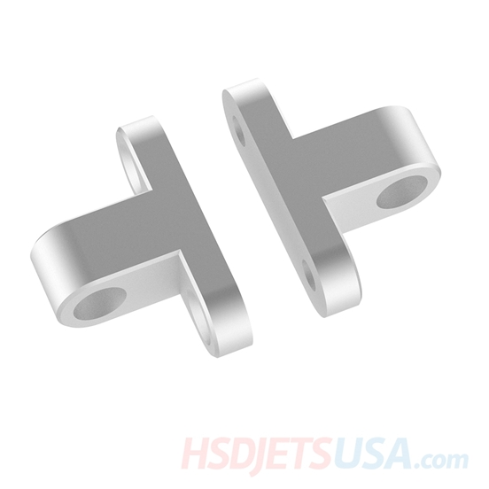 Picture of HSDJETS S-EDF 105mm F-16 Fixed seat of rear landing gear damper