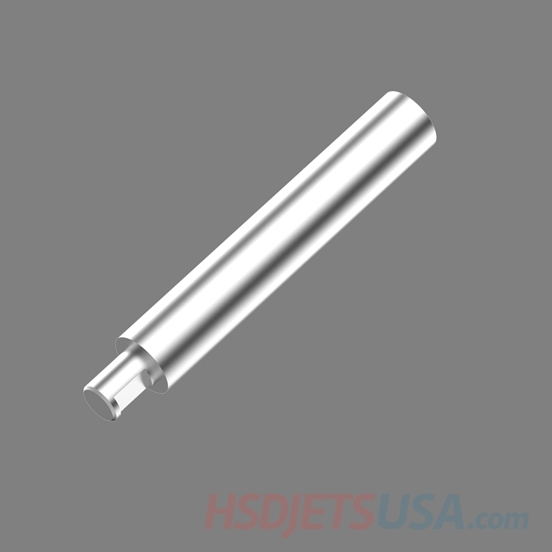 Picture of HSDJETS S-EDF 105mm F-16 Front landing gear shock absorber inner shaft