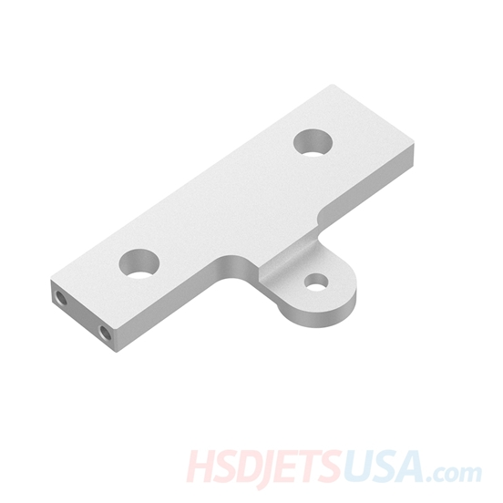 Picture of HSDJETS S-EDF 105mm F-16 Front wheel steering arm fixing base