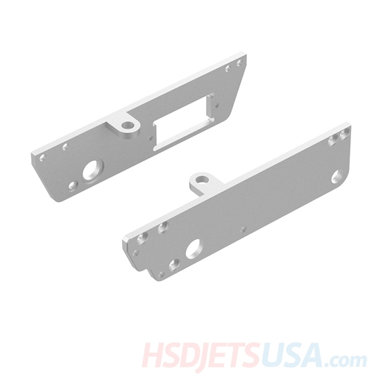 Picture of HSDJETS S-EDF 105mm F-16 Front landing gear holder
