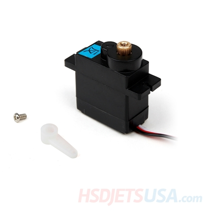 Picture of HSDJETS S-EDF 105mm F-16 360 ° locking servo (L = 480mm reverse)