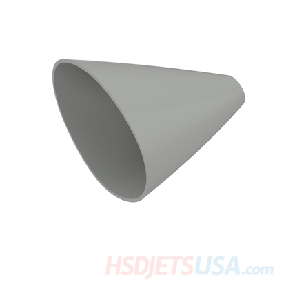 Picture of HSDJETS F-16 grey color Nose cone