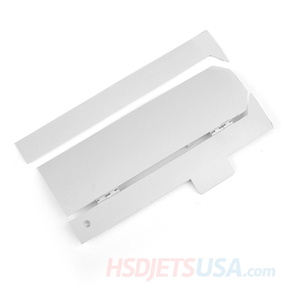 Picture of HSDJETS F-16 grey color Front landing gear cover plate