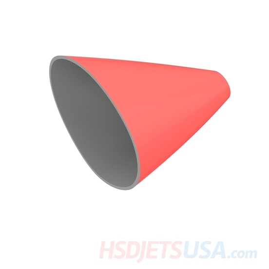 Picture of HSDJETS F-16 Thunderbirds color Nose cone
