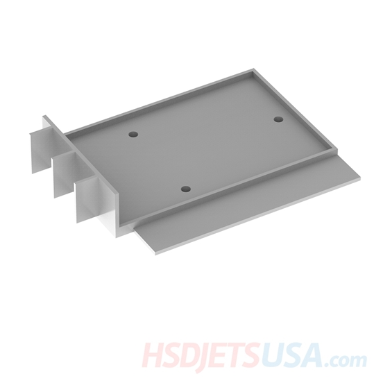 Picture of HSDJETS F-16 Front landing gear holder