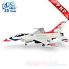 Picture of HSDJETS S-EDF 105mm HF-16 Thunderbirds Colors PNP 12S