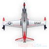 Picture of HSDJETS S-EDF 120mm HT-33 Thunderbirds Colors PNP 12S