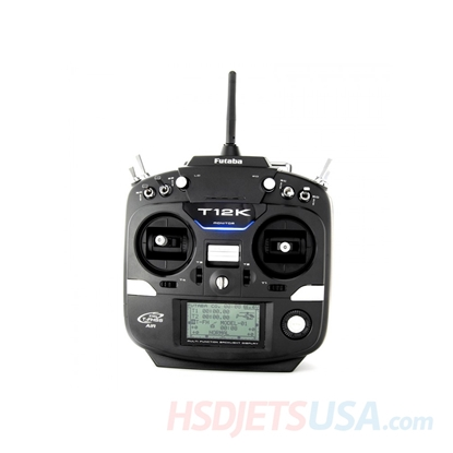 Picture of FUTABA 12K Transmitter–14-Channel Digital Proportional RC System(Air+R3008SB)