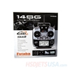 Picture of FUTABA 14SG Transmitter–14-Channel Digital Proportional RC System(Air+R7008SB)