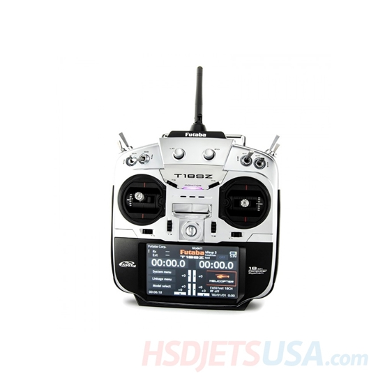 Picture of FUTABA 18SZ Transmitter–18-Channel Digital Proportional RC System(Air+R7008SB)