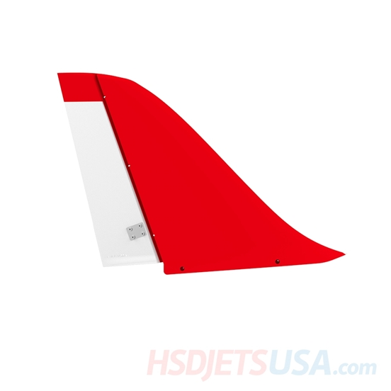 Picture of HSDJETS S-EDF 105mm Super Viper Navy color Vertical tail