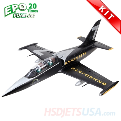 Picture of HSDJETS HL-39 Foam Turbine BNHSDJETS Colors KIT