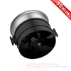 Picture of HSDJETS S-EDF 90mm Half Metal Electric Ducted Fan(w/o Motor)