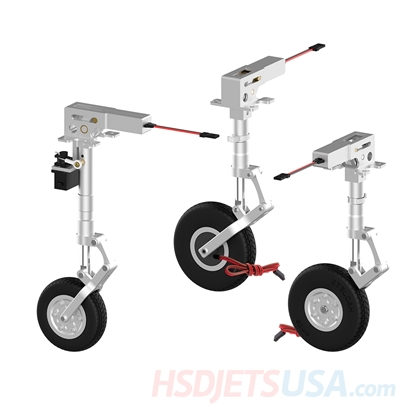 Picture of HSDJETS HL-39 Landing Gear Complete Set