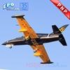 Picture of HSDJETS S-EDF120mm HL-39 Black gold Colors PNP