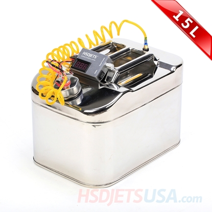 Picture of HSDJETS 15L Fuel Tank (Stainless Steel)