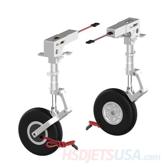Picture of HSDJETS HL-39 Landing gear Complete Rear set